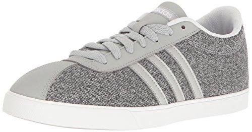 Adidas Originals Courtset Baskets pour femme, Gris (Onix transparent/argenté/blanc.), 36.5 EU prix et achat