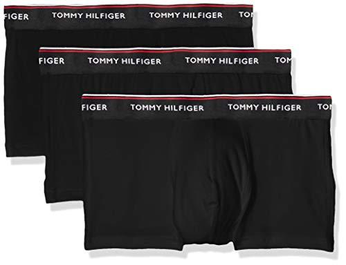 Tommy Hilfiger 1U87903841 Boxeurs - Lot de 3 - Homme - Noir (Black 990) - Medium