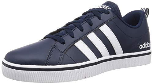 adidas Vs Pace, Baskets Homme, Collegiate Navy/Footwear White/Blue, 40 EU