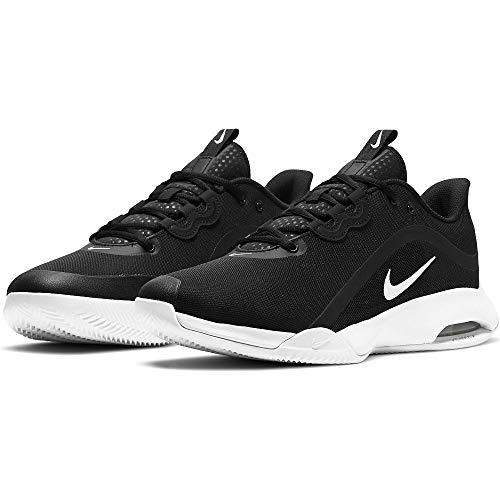 Nike Air Max Volley Cly, Chaussure de Football Homme, Black/White, 44 EU prix et achat