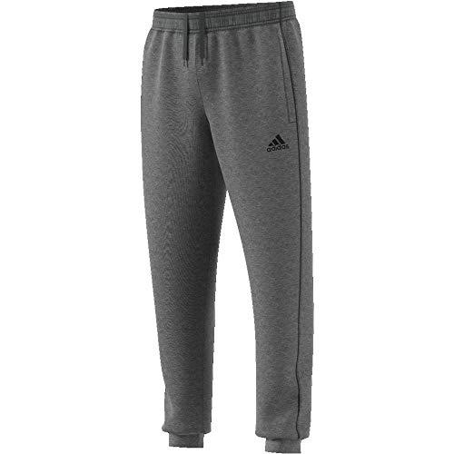 Adidas CORE18 SW PNTY Pantalon de sport Mixte Enfant, Dark Grey Heather/Black, (Taille...