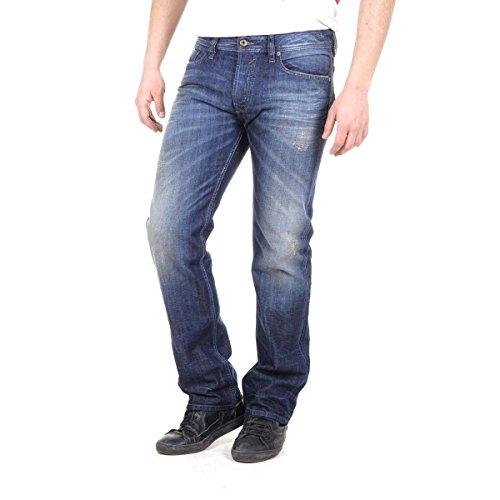 DIESEL R59R8 Jean Stretch pour Homme Bleu - Bleu - 30W/30L