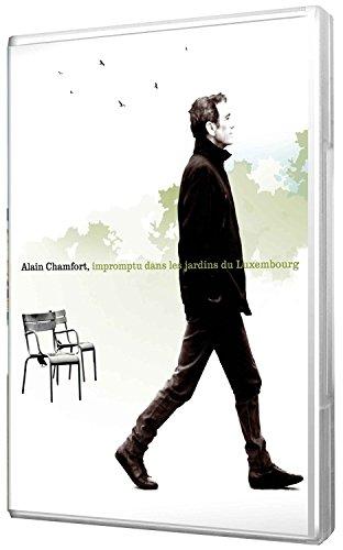 Alain Chamfort : Live - Impromptu dans les jardins du Luxembourg