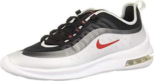 Nike Air Max Axis, Chaussures de Trail Homme, Multicolore (Black/Sport Red-MTLC Platinum-White...