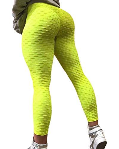 ORANDESIGNE Leggings de Compression Anti-Cellulite Slim Fit Butt Lift Elastique Pantalon de...