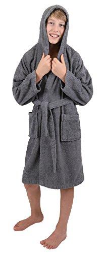 Betz Peignoir de Bain Capuche Nizza en Tissu éponge 100% Coton Femme Homme Enfant Peignoir de...