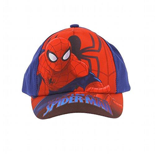 Spiderman - Casquette Ultimate, proctection solaire UV30+ - Marine, 54 cm