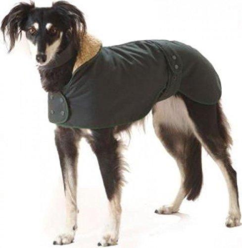 Manteau de chasse Cosipet pour lévrier, 22-inch/ 56 cm
