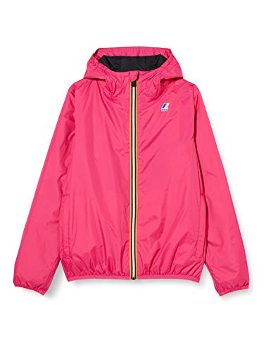 K-Way Le Vrai 3.0 Claude Warm Jacket, Fuchsia Magenta, 14 Ans Mixte Enfant