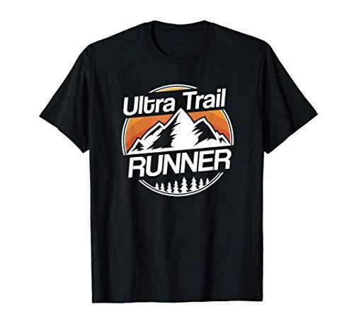 Ultra Running Trails Vintage Ultra Trail Runner T-Shirt
