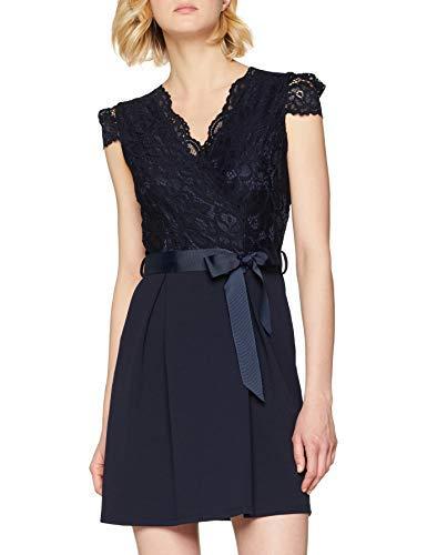 Morgan 191-ROME.P Robe de soirée Femme Noir Night 34 (Taille Fabricant:T34) prix et achat