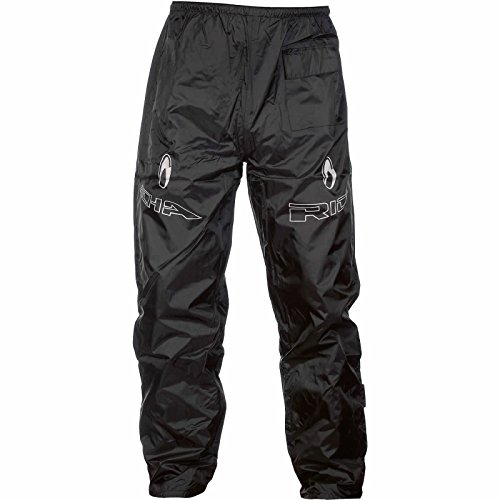 Richa Rain Warrior Pantalon imperméable moto Noir Taille XL