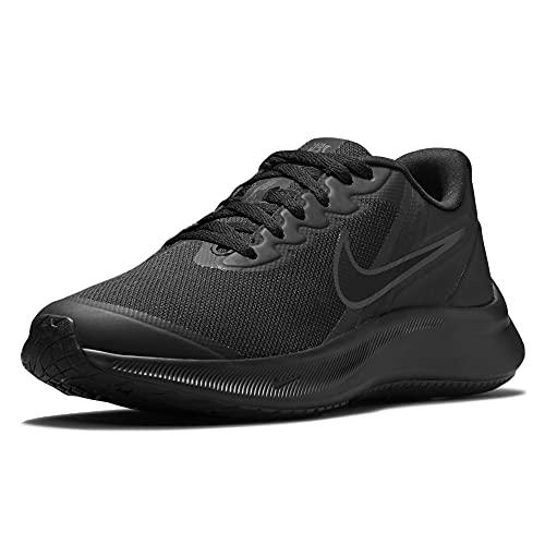 Nike Star Runner 3, Chaussure de Gymnastique, Black/Black-DK Smoke Grey, 39 EU prix et achat