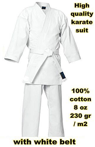 mmasport Kimono Karate 100 % coton 230 g (000/110 cm)