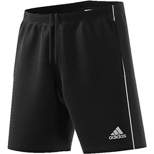 adidas Core 18 Short De Football - Homme - Noir Blanc - L prix et achat