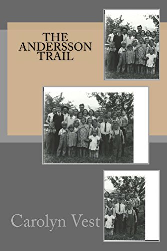 THE ANDERSsON TRAIL (English Edition)