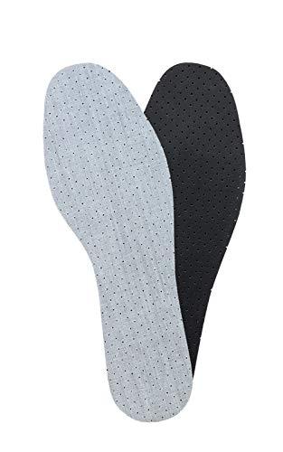 Kaps Semelles anti-odeurs avec charbon absorbant les odeurs, empiècements de chaussures,...