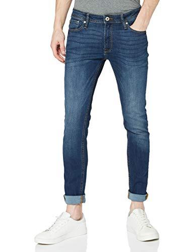 JACK & JONES JJILIAM JJORIGINAL AM 014 LID NOOS, Jeans Homme, Bleu (Blue Denim), W28/L30...