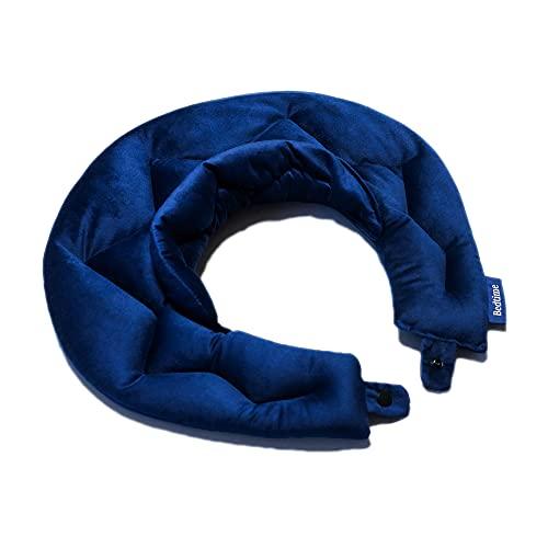 Bedtime Coussin chauffant Neck Relax | Coussin de nuque avec aromathérapie pour micro-ondes | Coussin à grains pour épaules et cou