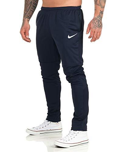 Nike Park 20' Pantalons Homme, Obsidian/Obsidian/White, L