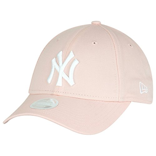 New Era New York Yankees 9forty Adjustable Women Cap League Essential Pink - One-Size