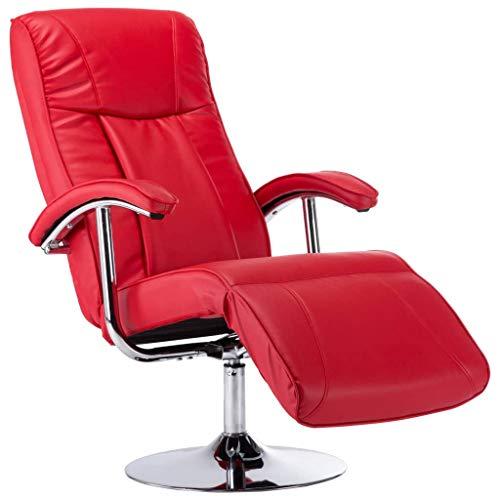 vidaXL Fauteuil TV Chaise de Relaxation Fauteuil Inclinable...