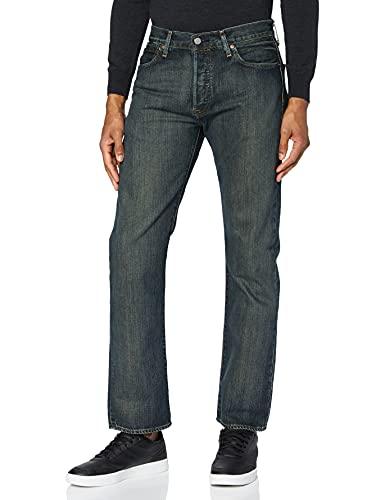 Levi's 501 Original Fit Jeans Homme, Bleu (Dark Clean), 33W / 30L