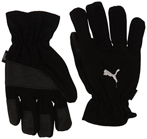 Puma GANT HIVER Gants Noir/Blanc Taille 8