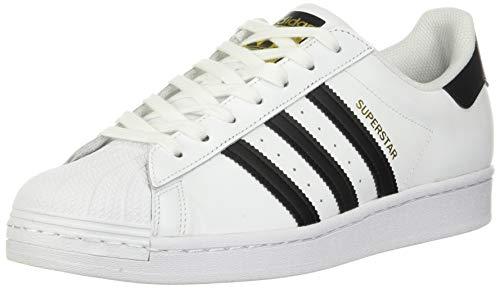 adidas Originals - Superstar, Baskets - Mixte Adulte - Blanc (Footwear White/Core Black/Footwear White 0) - 40 EU prix et achat