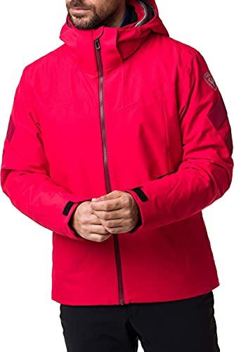 Rossignol Control Veste de ski pour homme M sports rouge