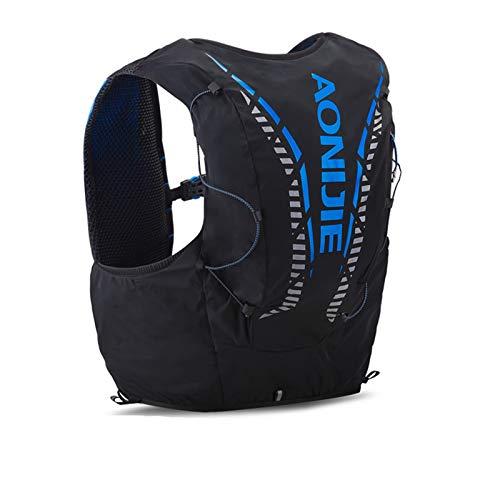 AONIJIE Veste de randonnée avec sac à dos de sport de 12L intégré, légère, pour le...
