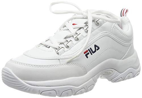 FILA Strada wmn Sneaker Femme, blanc (White), 38 EU prix et achat