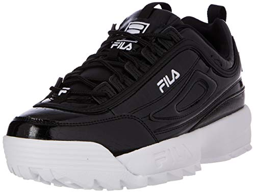 FILA Disruptor F kids Sneaker Mixte enfant, noir (Black), 34 EU prix et achat