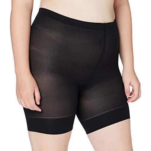 Dim Shorty Diam's Action Minceur Underwear Femme, NOIR, FR: 44/46 (Taille fabricant: L)