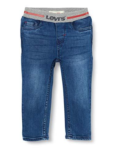 Levi's Kids B b gar on Lvb Pull-on Skinny Jeans, River Run, 3 ans EU
