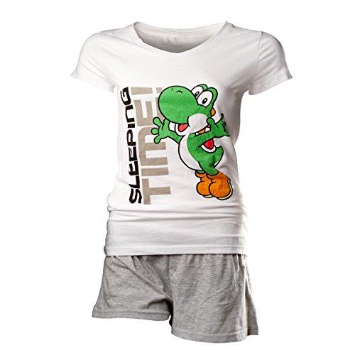 Pyjama - 'Super Mario Bros' - Yoshi - Femme - XL prix et achat