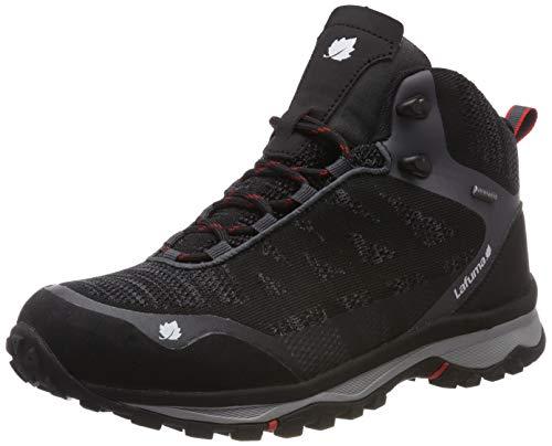 Lafuma Shift Mid Clim M, Chaussures de Randonnée Hautes Homme,Gris (carbon/black 4550),46 EU