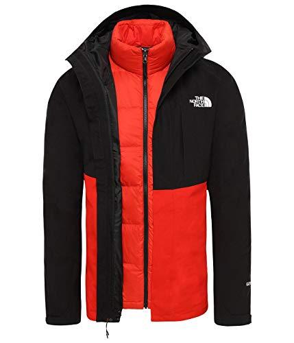 THE NORTH FACE Mountain Light Gore-Tex Zip-In Triclimate Jacket Men – Doudoune double avec...