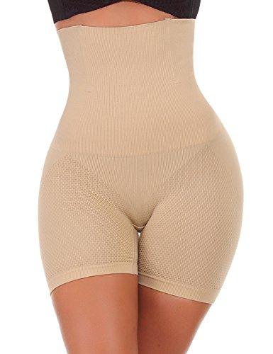 NINGMI Femme Panties Culotte Taille Haute Gainante Minceur Ventre Plat Efficace...
