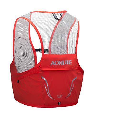 TRIWONDER Sac Trail Ultra Léger 2,5L Gilet Running Hydratation Sac d'Hydratation Veste VTT...