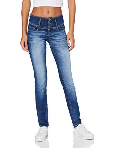 Salsa Jeans Mystery Slim délavage Premium