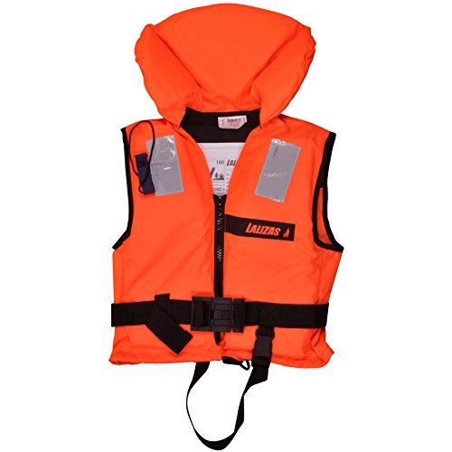 Lalizas Gilets de Sauvetage 100 N; CE ISO 12402-4 Certification (1.3 pour l'enfant - 30-40 kg)