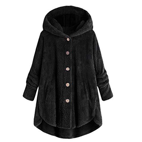 MORCHAN Sweat à Capuche Femme Pas Cher Pull en Cachemire Sweatshirt Cat Hoodies Grande Taille Veste Polaire Pullover Jacket Hiver Chaud prix et achat