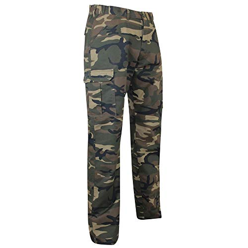 LMA Pantalon de chasse camouflage Sanglier