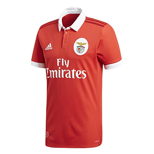 adidas Benfica Domicile Replica Maillot de Football Homme Benfica Red/White FR: M (Taille...