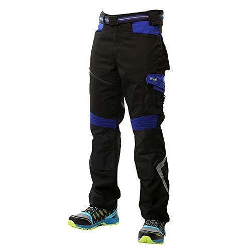 Goodyear Workwear GYPNT010 Pantalon de travail de sécurité réfléchissant pour hommes Flex...