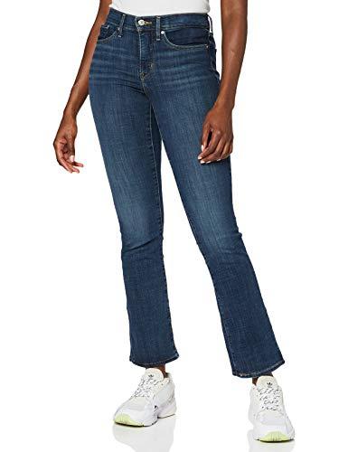 Levi's 315 Shaping Boot Jeans, Lapis Maui Views, 31W / 34L Dames