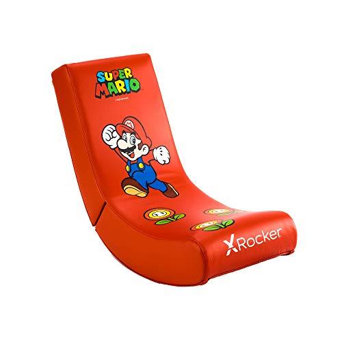 Fauteuil à Bascule Nintendo Video Rocker Mario
