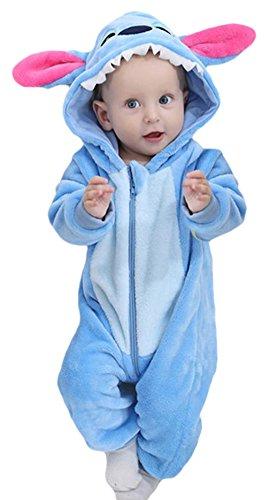 Y-BOA Pyjama Ensemble de Pyjama Dors Bien Enfant Bébé Combinaison Hiver Forme Animal...