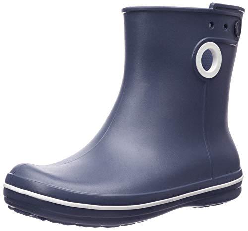 Crocs Jaunt Shorty Boot Women, Bottes Femme, Bleu (Navy) 39/40 EU